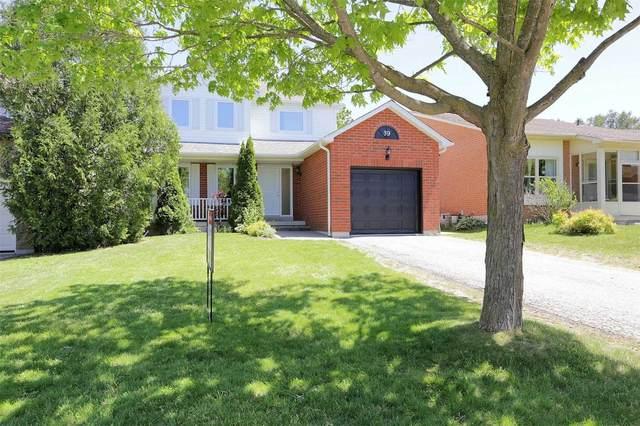 39 Harwood Dr, Barrie, ON L4N 7B9 (MLS #S5240222) :: Forest Hill Real Estate Inc Brokerage Barrie Innisfil Orillia