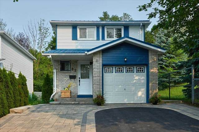 82 Broadfoot Rd, Barrie, ON L4N 5K7 (#S5322474) :: The Ramos Team