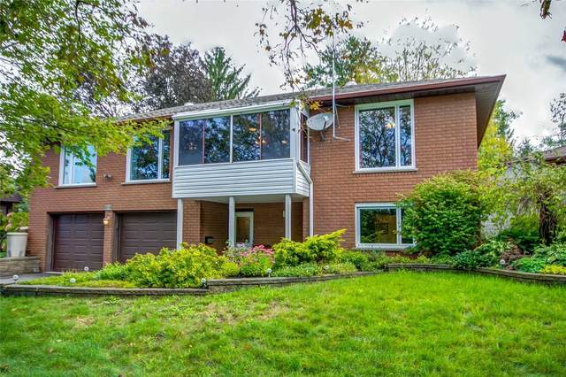 6 Algonquin Tr, Barrie, ON L4M 5G8 (#S5392988) :: Royal Lepage Connect