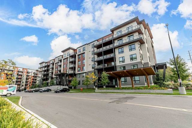 306 Essa Rd #506, Barrie, ON L9J 0H5 (#S5396927) :: Royal Lepage Connect