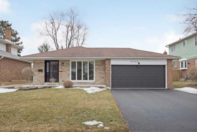 2380 Woking Cres, Mississauga, ON L5K 1Z7 (#W4390860) :: Jacky Man | Remax Ultimate Realty Inc.