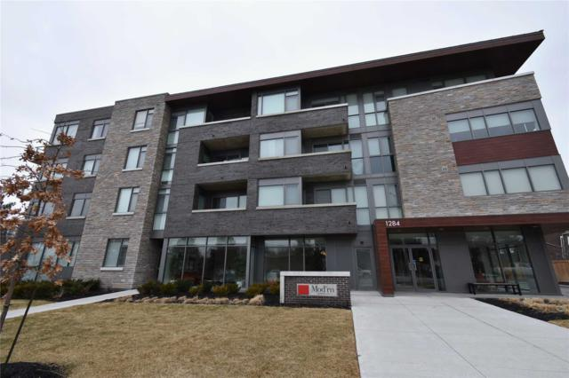 1284 W Guelph Line #418, Burlington, ON L7P 0T9 (#W4404970) :: Jacky Man | Remax Ultimate Realty Inc.