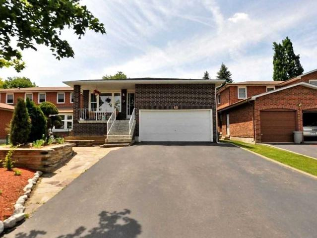 60 Braidwood Lake Rd, Brampton, ON L6Z 1X6 (#W4420784) :: Jacky Man | Remax Ultimate Realty Inc.
