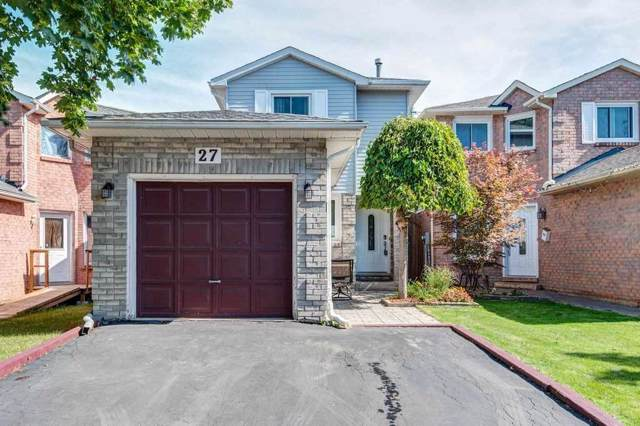 2345 Cotswold Cres #27, Burlington, ON L7P 4S4 (#W4584461) :: Sue Nori