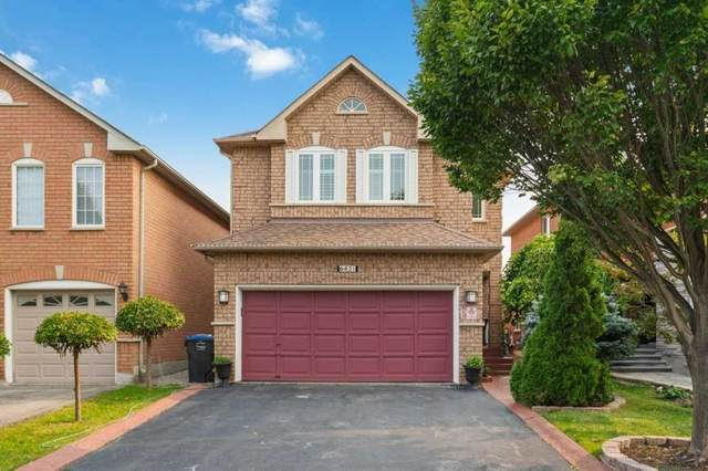 6431 Hampden Woods Rd, Mississauga, ON L5N 7V3 (#W4911123) :: The Ramos Team