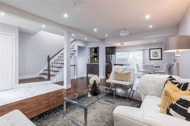 6699 Falconer Dr #34, Mississauga, ON L5N 2E3 (#W4915695) :: The Ramos Team