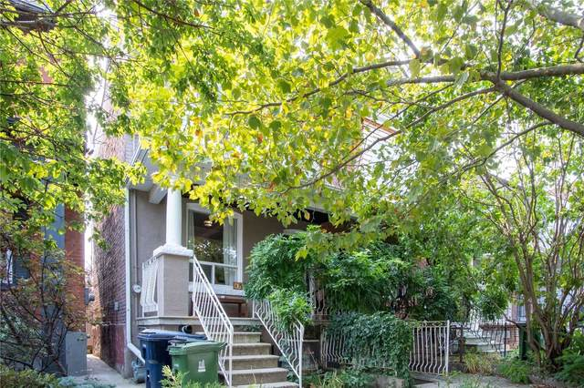 83 Armstrong Ave, Toronto, ON M6H 1V9 (#W4917289) :: The Ramos Team