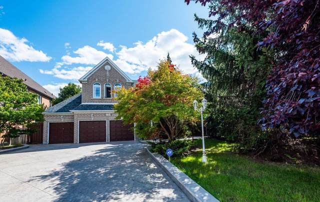 2164 Robinwood Crt, Mississauga, ON L5M 5H8 (#W4919965) :: The Ramos Team