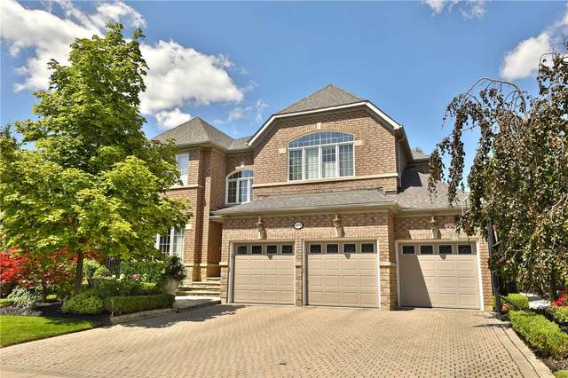 2159 Manor Hill Dr, Mississauga, ON L5M 6G9 (#W4921805) :: The Ramos Team