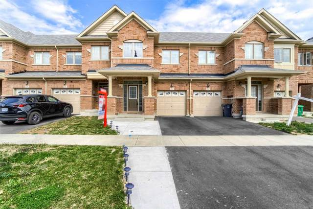 82 Davenfield Circ, Brampton, ON L6P 4M2 (#W4927345) :: The Ramos Team