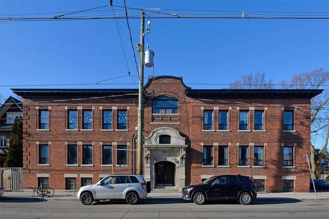 82 Roncesvalles Ave, Toronto, ON M6R 2K7 (#W5088696) :: The Johnson Team