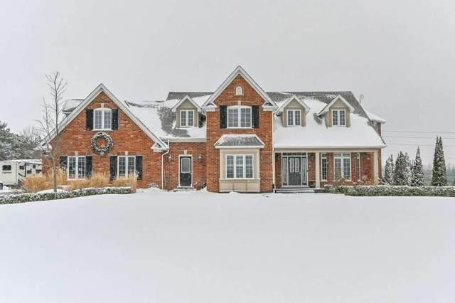 10 Morgan Dr, Halton Hills, ON L7J 2L7 (MLS #W5094417) :: Forest Hill Real Estate Inc Brokerage Barrie Innisfil Orillia