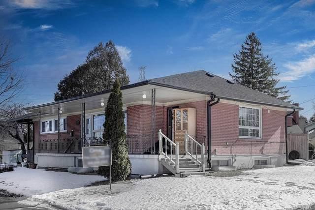 95 S Elmhurst Dr, Toronto, ON M9W 2J9 (MLS #W5107900) :: Forest Hill Real Estate Inc Brokerage Barrie Innisfil Orillia
