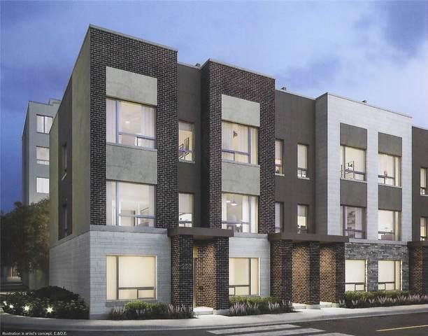 1095 Cooke Blvd #240, Burlington, ON L7T 0C4 (MLS #W5113579) :: Forest Hill Real Estate Inc Brokerage Barrie Innisfil Orillia