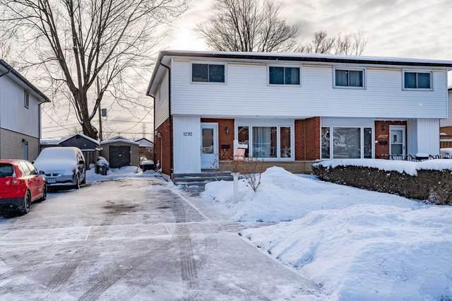 1292 W Nottingham Ave, Burlington, ON L7P 2R8 (MLS #W5115155) :: Forest Hill Real Estate Inc Brokerage Barrie Innisfil Orillia