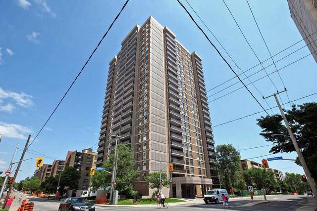 135 Marlee Ave #605, Toronto, ON M6B 4C6 (MLS #W5119091) :: Forest Hill Real Estate Inc Brokerage Barrie Innisfil Orillia