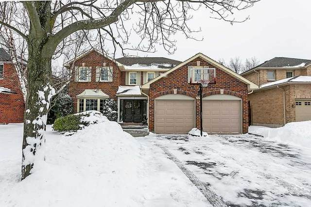 1176 Old Colony Rd, Oakville, ON L6M 1J8 (#W5119225) :: The Johnson Team