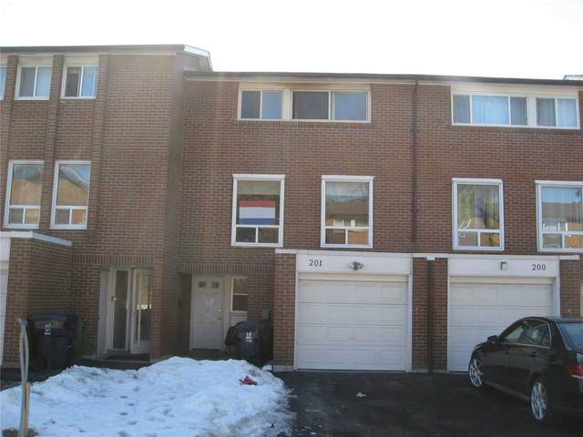6444 Finch Ave #201, Toronto, ON M9V 1T4 (MLS #W5123586) :: Forest Hill Real Estate Inc Brokerage Barrie Innisfil Orillia