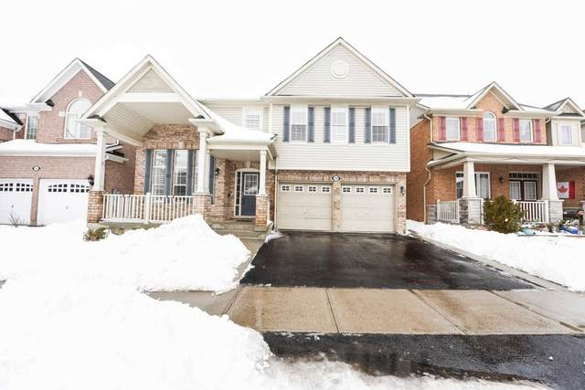 799 Biggar Hts, Milton, ON L9T 0G7 (#W5123769) :: The Johnson Team