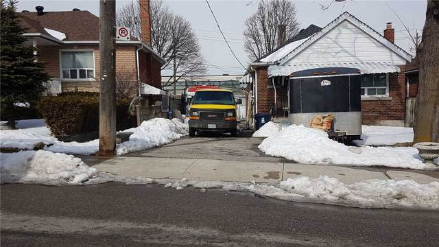 1210 Roselawn Ave, Toronto, ON M6B 1C7 (#W5125667) :: The Johnson Team