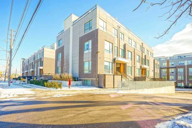 670 Atwater Ave #12, Mississauga, ON L5G 4K7 (MLS #W5125853) :: Forest Hill Real Estate Inc Brokerage Barrie Innisfil Orillia