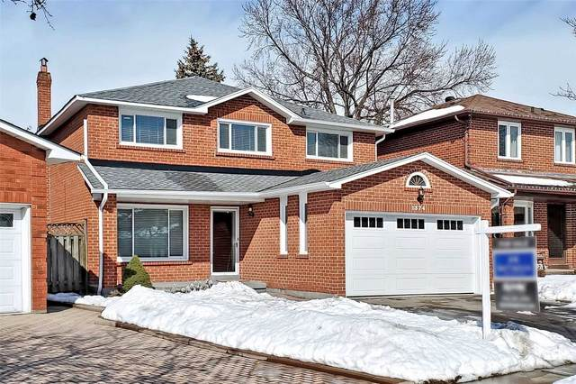 1374 Dexter Cres, Mississauga, ON L5G 4R8 (#W5127678) :: The Johnson Team