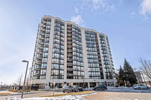 1155 Bough Beeches Blvd #801, Mississauga, ON L4W 4N2 (MLS #W5128341) :: Forest Hill Real Estate Inc Brokerage Barrie Innisfil Orillia
