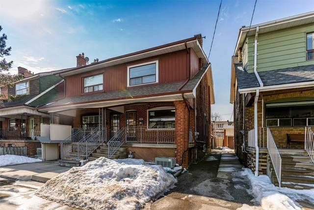 1822 Dufferin St, Toronto, ON M6E 3P6 (MLS #W5128880) :: Forest Hill Real Estate Inc Brokerage Barrie Innisfil Orillia