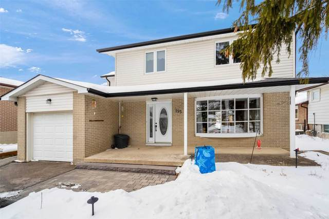 195 Beaver Ave, Caledon, ON L7E 3W6 (MLS #W5129517) :: Forest Hill Real Estate Inc Brokerage Barrie Innisfil Orillia