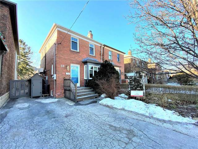 59 Emerald Cres, Toronto, ON M8V 2B5 (MLS #W5130951) :: Forest Hill Real Estate Inc Brokerage Barrie Innisfil Orillia
