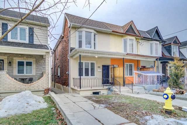 281 Osler St, Toronto, ON M6N 2Z3 (MLS #W5131153) :: Forest Hill Real Estate Inc Brokerage Barrie Innisfil Orillia