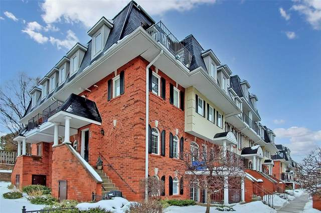 64 Sidney Belsey Cres #307, Toronto, ON M6M 5J4 (MLS #W5131326) :: Forest Hill Real Estate Inc Brokerage Barrie Innisfil Orillia
