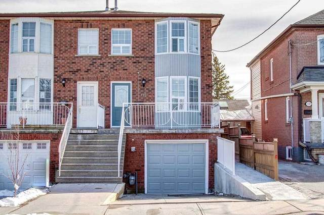 135 Northland Ave, Toronto, ON M6N 2E4 (MLS #W5131574) :: Forest Hill Real Estate Inc Brokerage Barrie Innisfil Orillia