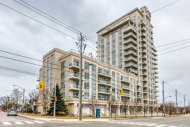 3865 W Lake Shore Blvd #202, Toronto, ON M8W 1R4 (MLS #W5133109) :: Forest Hill Real Estate Inc Brokerage Barrie Innisfil Orillia