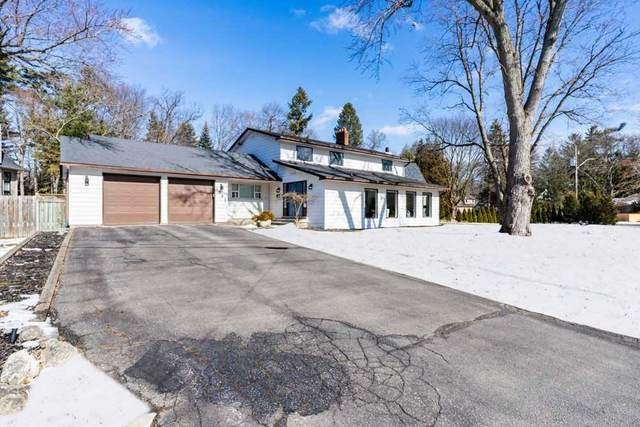 1301 Ravine Dr, Mississauga, ON L5J 3E6 (MLS #W5133240) :: Forest Hill Real Estate Inc Brokerage Barrie Innisfil Orillia
