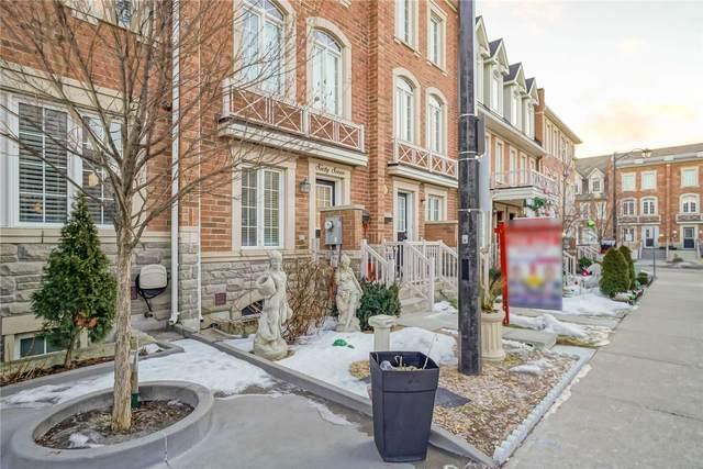 67 Odoardo Di Santo Circ, Toronto, ON M3L 0G1 (MLS #W5133295) :: Forest Hill Real Estate Inc Brokerage Barrie Innisfil Orillia