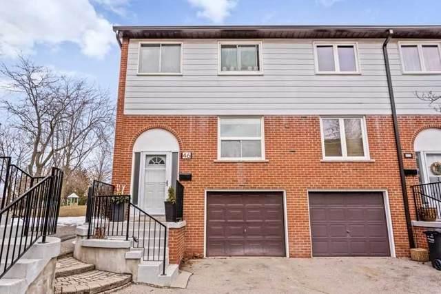2445 Homelands Dr #46, Mississauga, ON L5K 2C6 (MLS #W5133401) :: Forest Hill Real Estate Inc Brokerage Barrie Innisfil Orillia