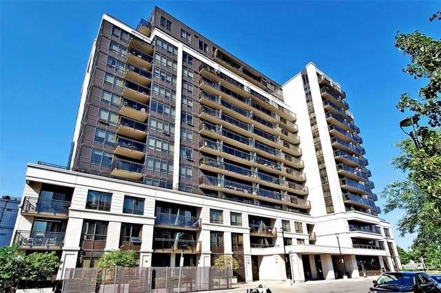 55 De Boers Dr #205, Toronto, ON M3J 0G5 (MLS #W5133596) :: Forest Hill Real Estate Inc Brokerage Barrie Innisfil Orillia