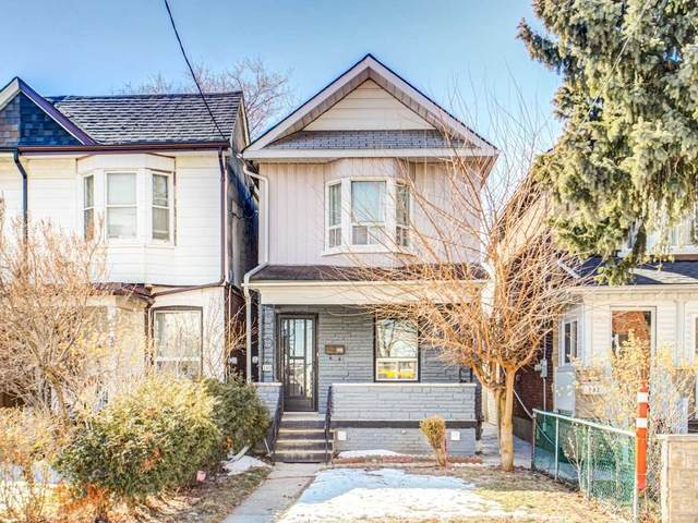 140 Brownville Ave, Toronto, ON M6N 4L4 (MLS #W5134119) :: Forest Hill Real Estate Inc Brokerage Barrie Innisfil Orillia