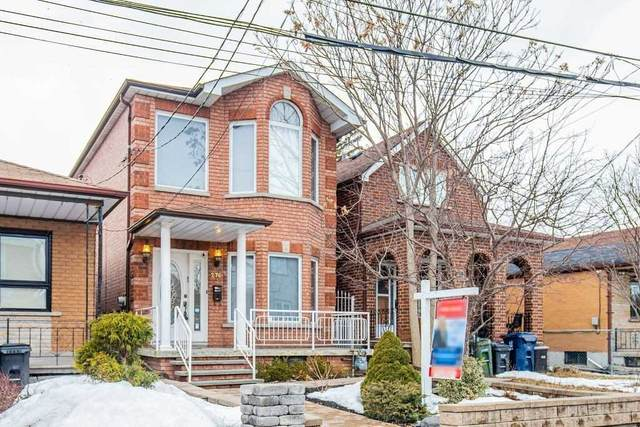 276 Nairn Ave, Toronto, ON M6E 4H6 (MLS #W5134750) :: Forest Hill Real Estate Inc Brokerage Barrie Innisfil Orillia