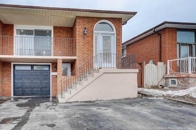 4 Major Oaks Dr, Brampton, ON L6V 3K2 (MLS #W5134783) :: Forest Hill Real Estate Inc Brokerage Barrie Innisfil Orillia