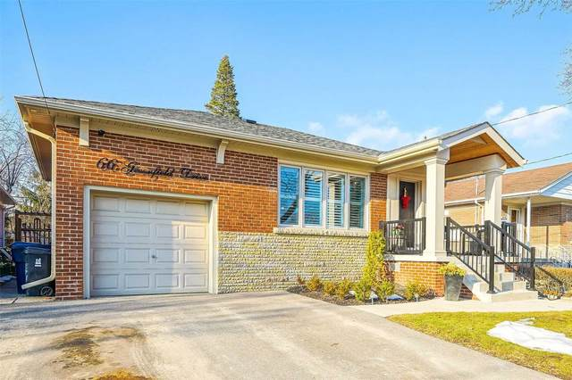 66 Greenfield Dr, Toronto, ON M9B 1H3 (MLS #W5135701) :: Forest Hill Real Estate Inc Brokerage Barrie Innisfil Orillia