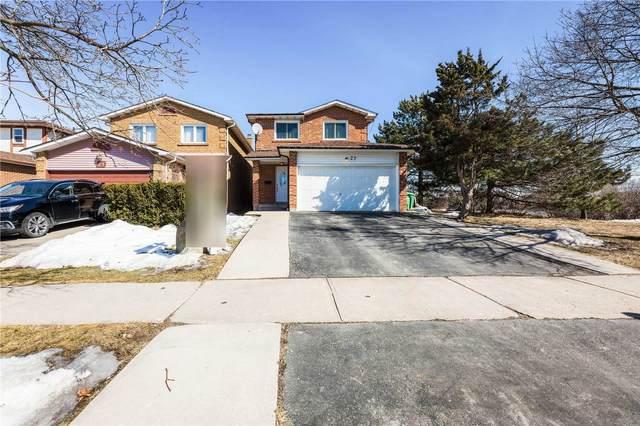 27 Saturn Dr, Brampton, ON L6V 3X6 (MLS #W5136248) :: Forest Hill Real Estate Inc Brokerage Barrie Innisfil Orillia