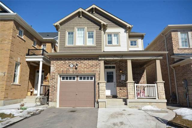 1313 Leger Way, Milton, ON L9E 1E4 (MLS #W5136372) :: Forest Hill Real Estate Inc Brokerage Barrie Innisfil Orillia