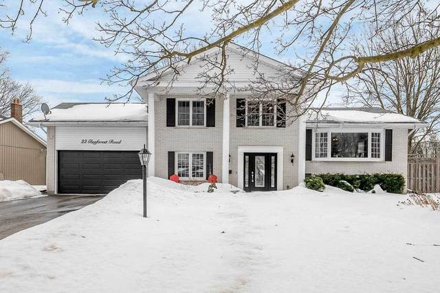 22 Glenforest Rd, Orangeville, ON L9W 1A5 (MLS #W5136445) :: Forest Hill Real Estate Inc Brokerage Barrie Innisfil Orillia