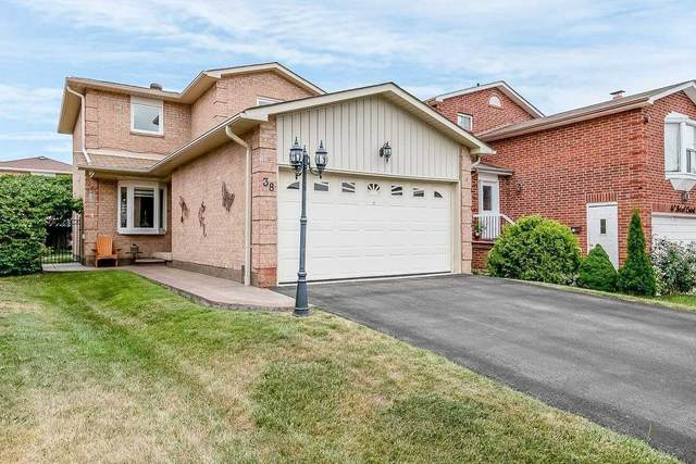 38 Beisel Crt, Brampton, ON L6Z 2R7 (MLS #W5137201) :: Forest Hill Real Estate Inc Brokerage Barrie Innisfil Orillia