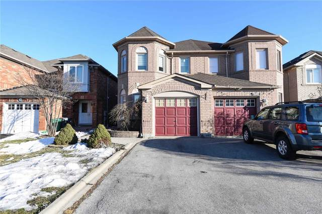 3334 Snowball Rd, Mississauga, ON L5N 7M7 (MLS #W5137444) :: Forest Hill Real Estate Inc Brokerage Barrie Innisfil Orillia
