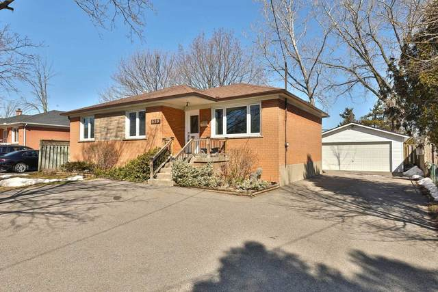 519 Third Line, Oakville, ON L6L 4A8 (MLS #W5139353) :: Forest Hill Real Estate Inc Brokerage Barrie Innisfil Orillia