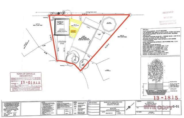 407 Princess Anne Crt, Oakville, ON L6K 2Y4 (MLS #W5139414) :: Forest Hill Real Estate Inc Brokerage Barrie Innisfil Orillia