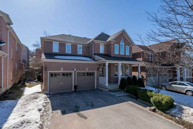 11 Apple Blossom Cres, Halton Hills, ON L7G 6L4 (MLS #W5140346) :: Forest Hill Real Estate Inc Brokerage Barrie Innisfil Orillia